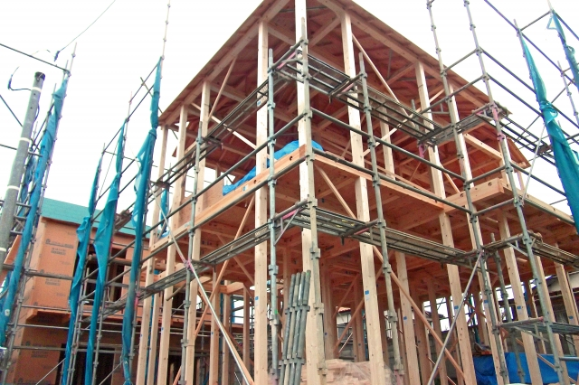 シロアリ、腐食・・・木造住宅のデメリットと対応策