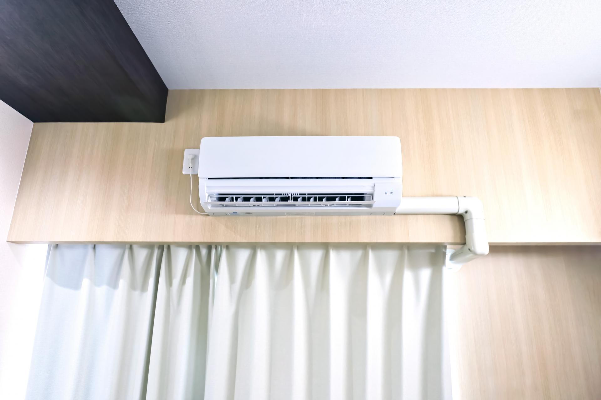 エアコンを設置するときに注意するべき2つのポイントとは?