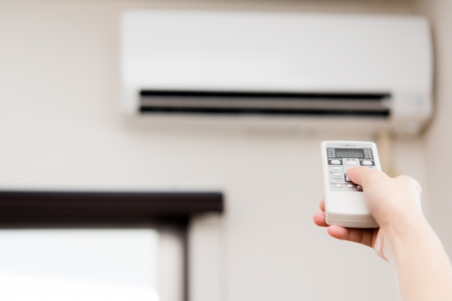 内覧会でのよくあるご質問 「エアコンの設置場所、どうすればいい?」